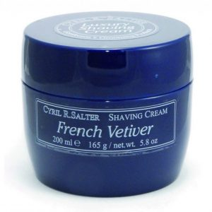 French Vetiver Cyril Salter Sapone da Barba
