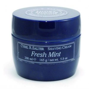 Fresh Mint Cyril Salter Sapone da barba
